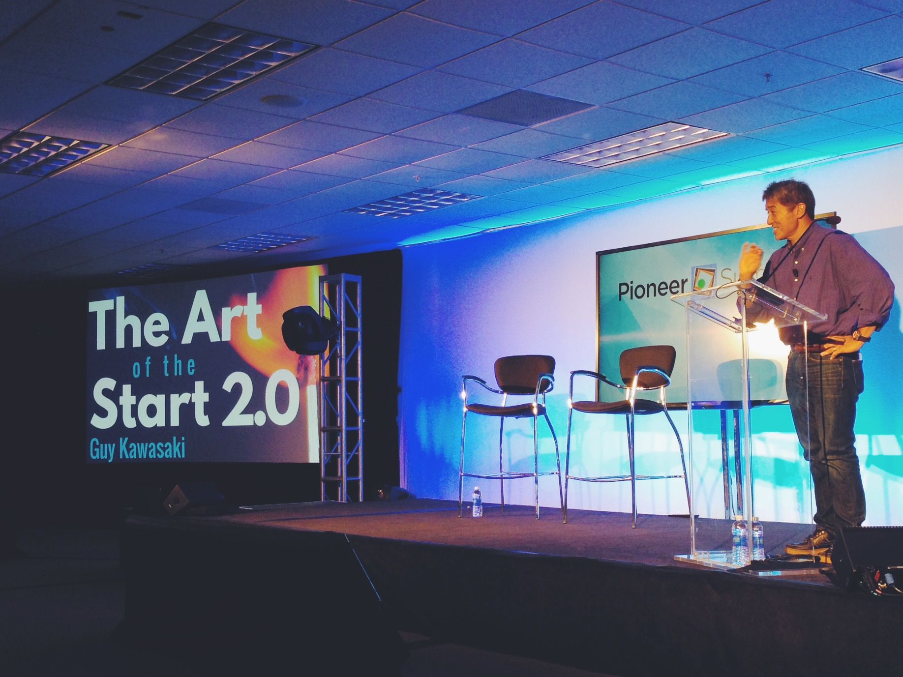 Guy Kawasaki - The Art of The Start 2.0