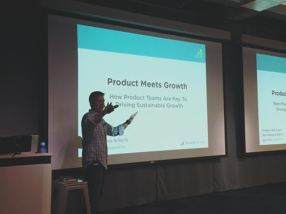 Sean Ellis on Growth Hacking