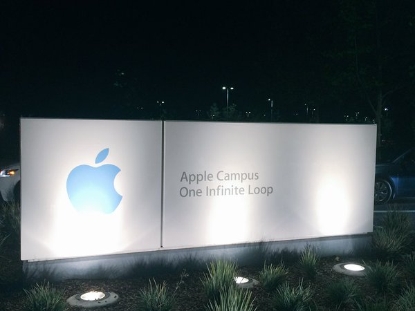 Apple Campus One infinite Loop