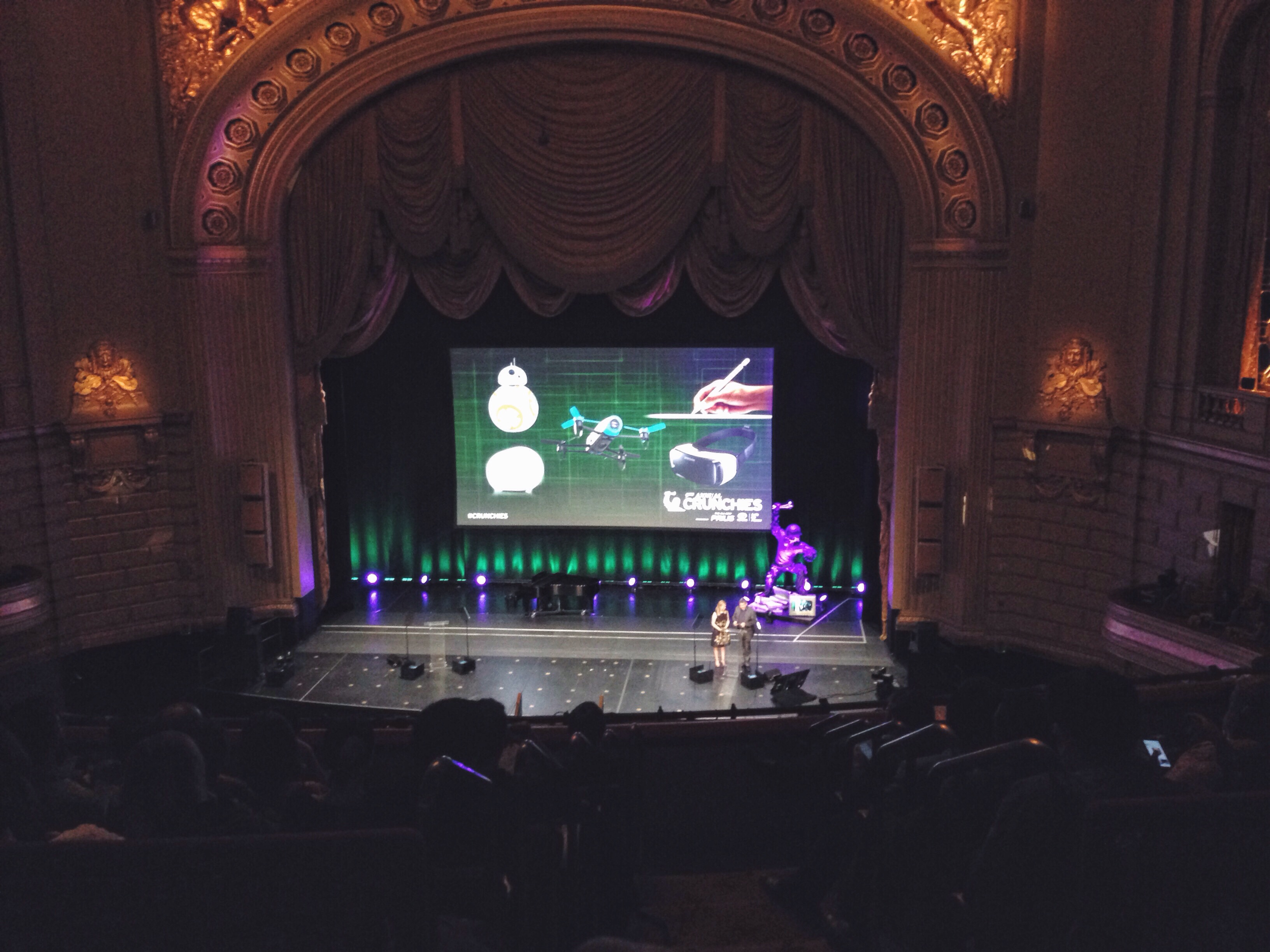 9th Annual Crunchies - gli Oscar delle startup by TechCrunch
