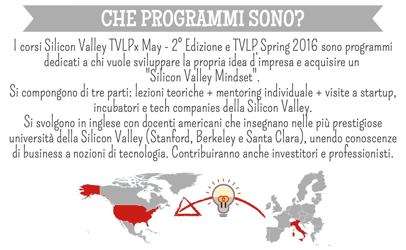 Programmi per startup in Silicon valley